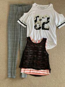 Bulk lot Girls clothes. Size 14 to 16, Pavement