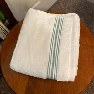 White Sale with a Dash of Gray - Bath Mat to Washcloths