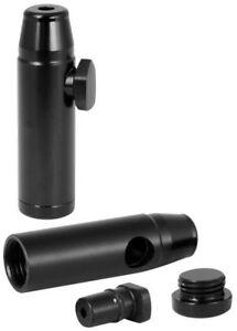 Metall Dosierer Snuff Bottle Schnupfdosierer Dispenser SCHWARZ Portionierer