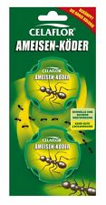"""Celaflor """"Ameisen-Köder"""" 2 Boxen, Ameisen-Vernichtung, bekämpft das ganze Nest"""