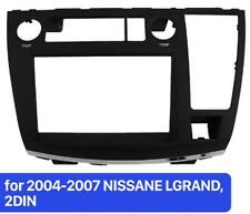 Nissan Elgrand 2004-2007 Double Din Fascia UK Stock
