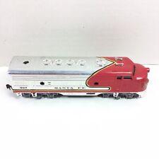 Bachmann HO Scale Santa Fe 307 Locomotive Diesel Engine UNTESTED