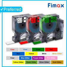 45010 45013 40910 40913 совместимый Dymo ленты D1 6 мм 9 мм 12 мм 19 мм комбинация