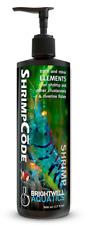 Brightwell Aquatics ShrimpCode - Trace Elements for Shrimp Fish Aquarium Inverts