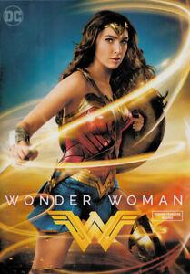 WONDER WOMAN (BILINGUAL) (DVD)