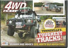 AUSTRALIAN 4WD ACTION - ISSUE 209 TOWNSVILLE'S TOUGHEST TRACKS!