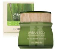 The Saem Urban Eco Harakeke Fresh Cream 50ml Moisture for Dry Skin Korea beauty