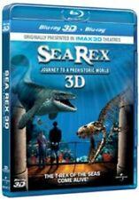 Sea Rex 3d - Journey to a Prehistoric World 5050582866773 With Norbert Ferrer