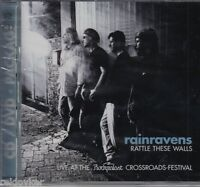 Rainravens / Rattle These Walls-Live at Rockpalast Crossroads (CD & DVD, NEU!)