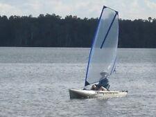 Kayak Sail fits Hobie Mirage range standard 2.5m sq size