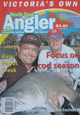 North East Angler Issue 50 Decemeber/January 2008 King Parrot Creek