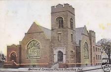 Bourbon, IN - Methodist Episcopal Church