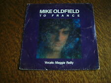 45 tours mike oldfield to france