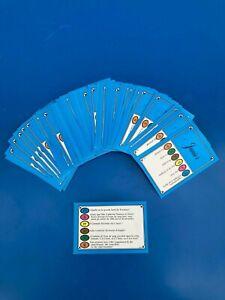 Trivial Pursuit Lotto Di 50 Carte Gioco Edition Junior 300 Domande Ricarica Fr