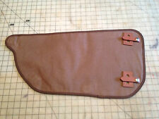 Ural Military Brown Heavy Duty Waterproof Cotton Canvas Duck Sidecar Door