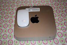 Mac mini Late 2012: i7-3615QM - 4GB DDR3 - 256GB SSD + Magic Mouse