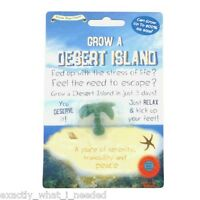 Grow Your Own Desert Island Birthday Fun Funny Novelty Party Adult Gift Present