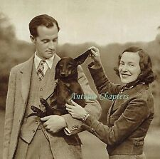 Lord Charles Cavendish Adele Astaire Lismore Castle 1937 3 Page Photo Article