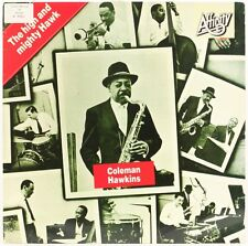 The High And Mighty Hawk  Coleman Hawkins Vinyl Record