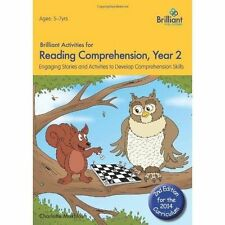 Brilliant Activities for Reading Comprehension, Year 2 (2nd Ed): Engaging...