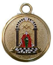 masonic regalia-ATHELSTAN (PAST RANK) PROVINCIAL COLLAR JEWEL/MEDAL (BRAND NEW)