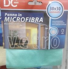 Panno In Microfibra  Vetro DC casa 30x30 cm