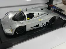1/18 NOREV pulito-MERCEDES c9 WINNER FRANCE 24h 1989 mass/Reuter/Dickens 183442