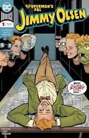Superman's Pal Jimmy Olsen #1 DC Comics 1st Print 2019 unread NM