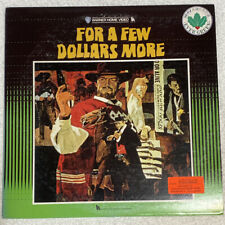 For A Few Dollars More 2-Laserdisc Japan Edition Very Good Condition Very Rare