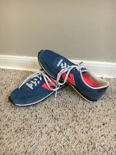 NEW BALANCE 410  Running Jogging Shoe WL410WBB Women's Sz 6 Blue Neon Orange