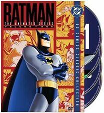Batman The Animated Series Volume 1 DVD Amaray Case Repackage