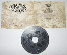 THE RASMUS - NO FEAR (2005 Playground) - CD Single..