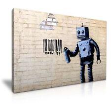 Banksy Animals Art Prints