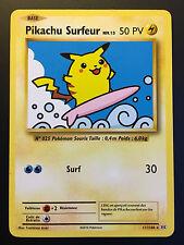 Carte Pokemon PIKACHU SURFEUR 111/108 Rare Secrète XY12 Française NEUF