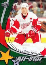 2003-04 Upper Deck AS Class #9 Steve Yzerman