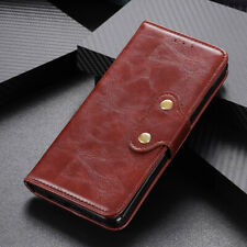 Luxury Magnetic Stand Card Wallet Case Cover For Samsung S10 J510 A70 A7 2018