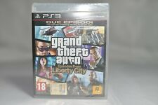 GRAND THEFT AUTO EPISODES FROM LIBERTY CITY Playstation 3 PS3 PAL ITALIA