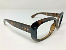 Ray Ban RB4101 Jackie Ohh 710 Sunglass Frame Italy Tortoise Adult Full Rim GC50