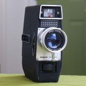 Argus Model  Super 8 Film Movie Camera UNTESTED
