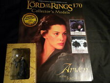 Lord of the Rings figures-issue 170 Arwen à la Ford de Bruinen-Eaglemoss