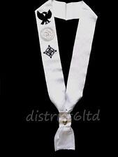 Masonic Red Cross Constantine KHS KT Companions Sash Collar Masons RCC Regalia
