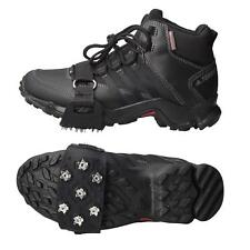 Ice Traction Cleats - Anti-skid Snow Grips Spikes Foot shoes boots run slip walk