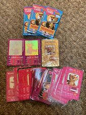Bad Taste Bears Trading Cards Rare New Breed Packs Series 1