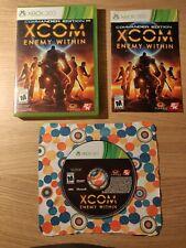 XCOM: Enemy Within (Xbox 360) [Complete CIB]