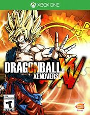 Dragon Ball XenoVerse (no DLC) (Xbox One)
