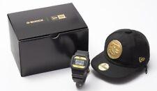 CASIO G SHOCK X 35TH ANNIVERSARY NEW ERA DW-5600NE-1 DIGITAL BLACK GOLD