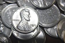 Monedas De Acero ciento de trigo centavos Mouse Pad Mousepad BU UNC MS 70 moneda Exclusivo Usa