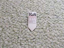 Pin IGA Berlin 2017 Internationale Garten Ausstellung Buga Deutschland Germany