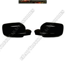 For DODGE Ram 1500 2009-10 11 12 2013 2014 2015 BLACK GLOSS 2 FULL Mirror Covers