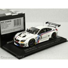 BMW M6 GT3 WALKENHORST MOTORSPORT MINICHAMPS MODEL 1/43 #437172635